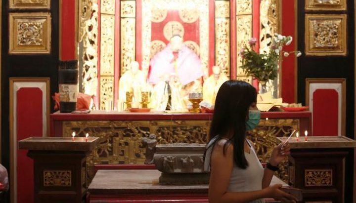 كنيسة الكورونا تثير الرعب في كوريا الجنوبية