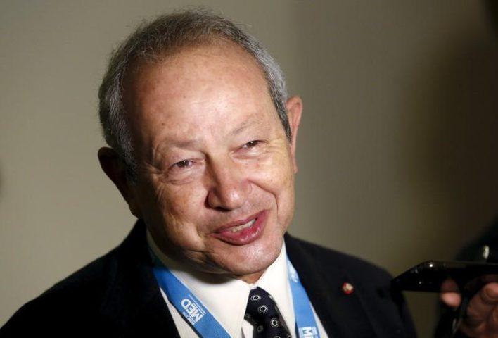 ساويرس يتفاوض لشراء 51% من شركة شلاتين