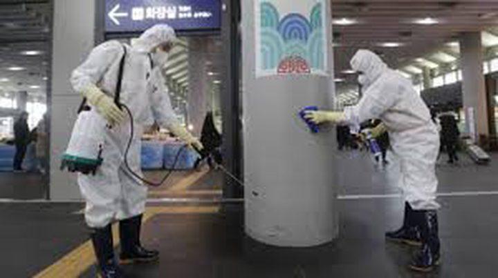 كوريا الجنوبية تعلن رفع الحذر الى أعلى درجة بسبب كورونا