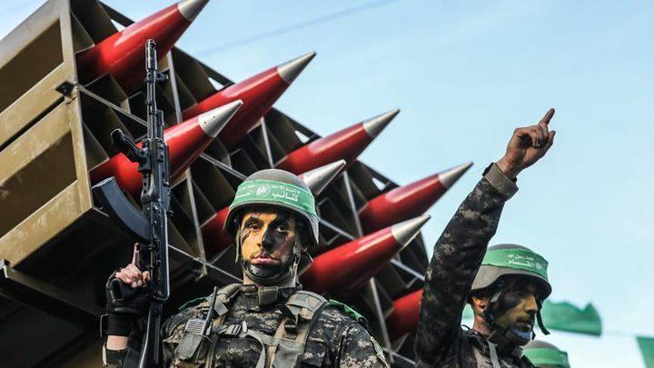 حماس تحمل الاحتلال مسؤولية التصعيد في قطاع غزة
