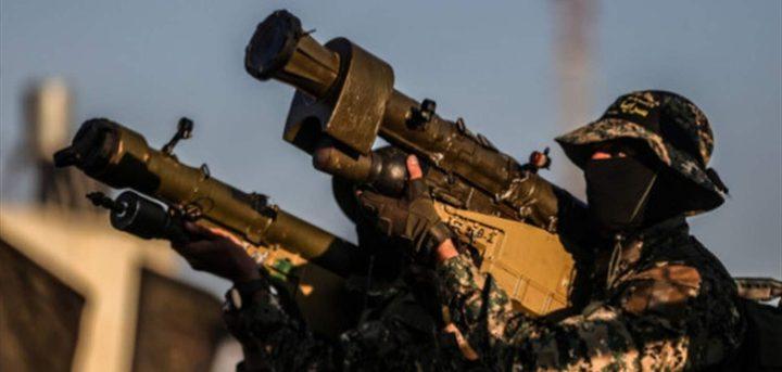 سرايا القدس تعلن إنهاء ردها العسكري على جريمتي الاغتيال
