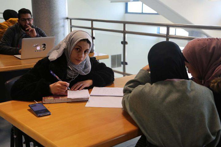 مكتبة جامعة النجاح الوطنية...منهل العلوم ومنبر الثقافة