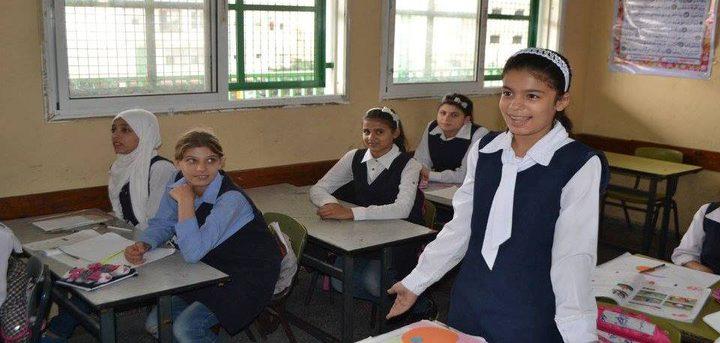 تعليم غزة تنفي الأنباء المتداولة عن تعطيل الدراسة الثلاثاء