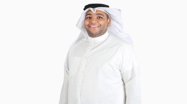 الممثل الكويتي خالد المظفر يحتفل بمولودته الجديدة