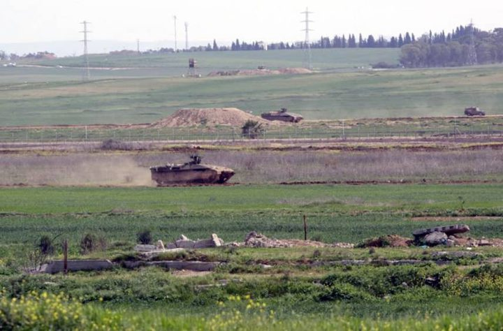 """تقرير: مبيدات إسرائيلية """"تُعدم"""" أراضي المزارعين في غزة"""