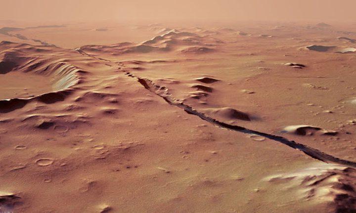 ناسا تؤكد تعرض المريخ لعدد من الهزات الأرضية