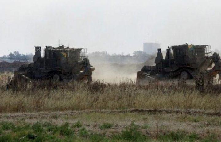 توغل شرق خانيونس ومهاجمة الصيادين قبالة سواحل غزة