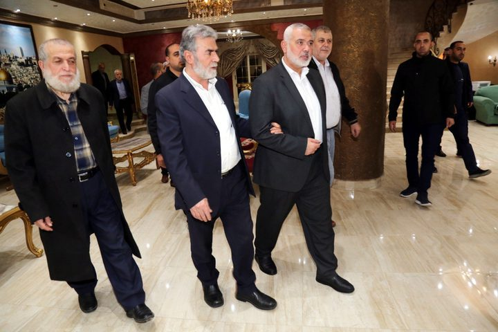 وفدا حماس والجهاد يستعدان للمغادرة للقاهرة خلال الساعات المقبلة