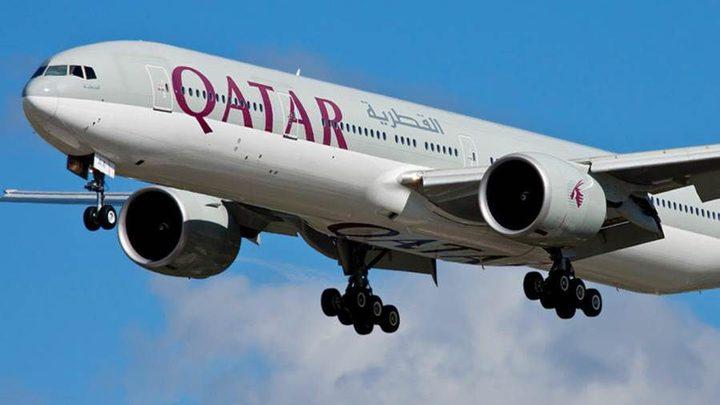 قطر تعلق رحلاتها إلى إيران