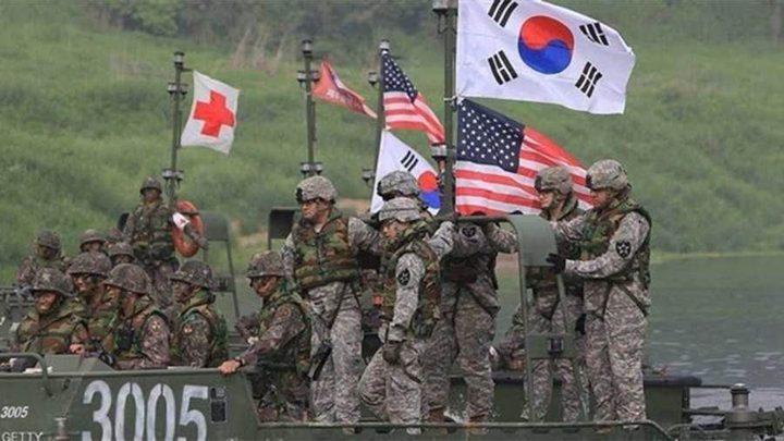 كورونا يصل إلى الجيش الأمريكي في كوريا الجنوبية