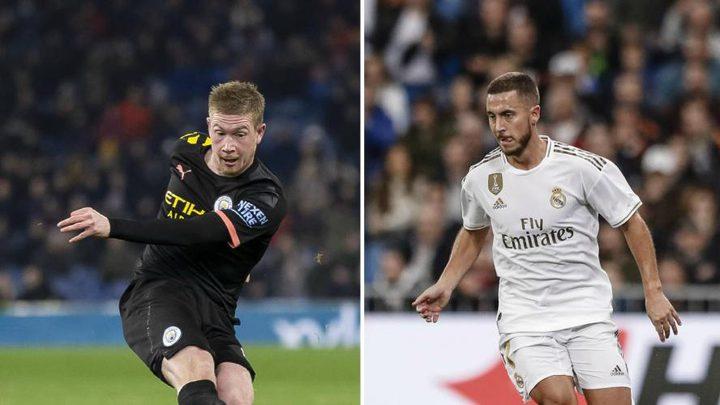 ريال مدريد يواجه مانشستر سيتي في دوري أبطال أوروبا