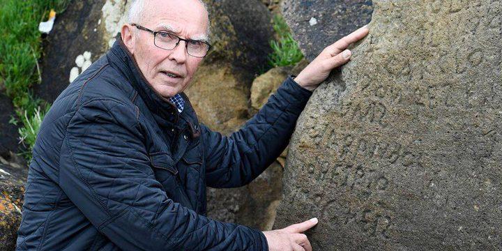 فرنسا.. حل لغز غموض كتابات على صخرة عمرها 250 عاما