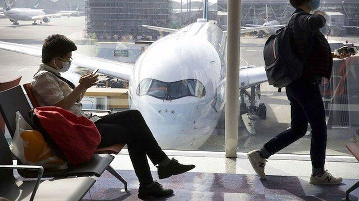 الصين تفرض حجراً صحياً على ركاب طائرة وصلت من سيئول