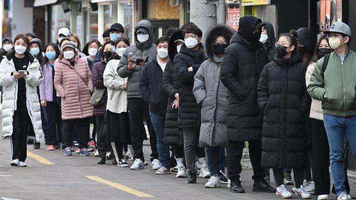 334 إصابة كورونا بكوريا الجنوبية وأدنى حصيلة وفيات يومية في الصين