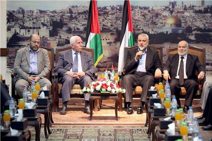 الأحمد: حماس لم ترسل رداً بشأن موعد زيارة وفد المنظمة لغزة