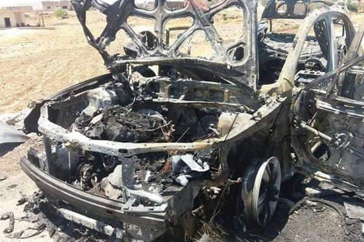 شهيد في قصف إسرائيلي بريف القنيطرة
