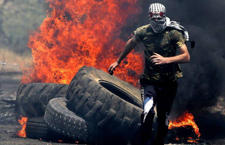 سبع اصابات برصاص الاحتلال والعشرات بالاختناق خلال مسيرة كفر قدوم