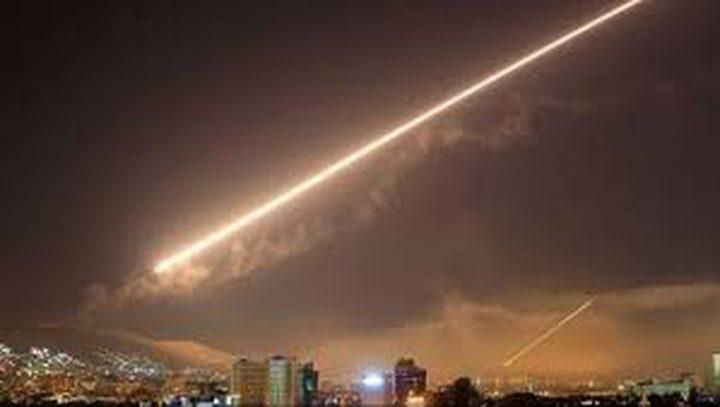جرحى في قصف اسرائيلي على القنيطرة السورية
