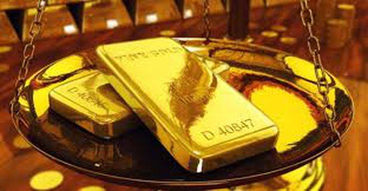 تراجع اسعار الذهب بفعل كورونا