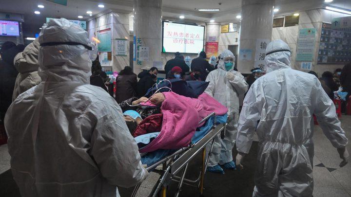 """الصين تسجل 47 حالة وفاة جديدة بـ""""فيروس كورونا"""""""
