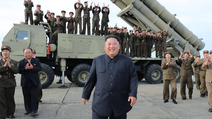 الاعدام بالرصاص طريقة زعيم كوريا الشمالية مع مصابي كورونا