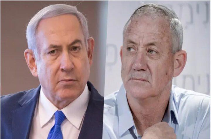 غانتس: يمكنني تشكيل حكومة وحدة بدون نتنياهو خلال 10 دقائق