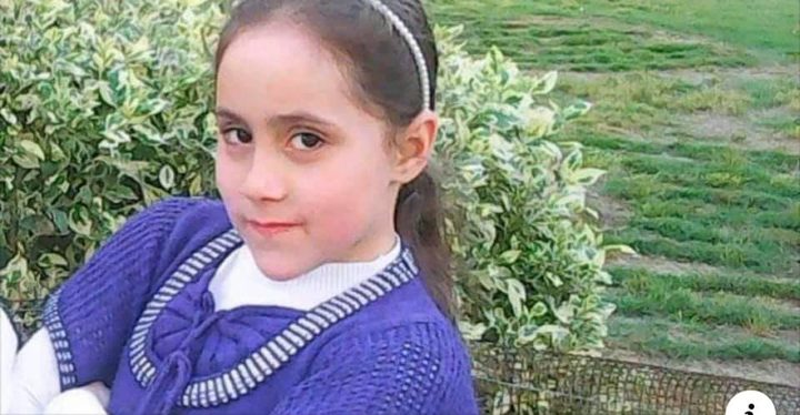 رهف زينو تعرضت للعقاب بمدرستها وعادت جثة هامدة .. تفاصيل القصة