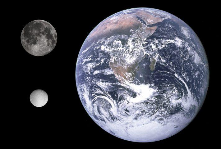 """علماء فلك يعلنون اكتشاف """"القمر المصغر"""""""