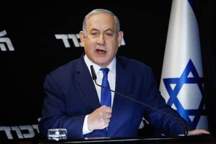 نتنياهو يتعهد بضم المزيد من أراض الضفة إذا أعيد انتخابه
