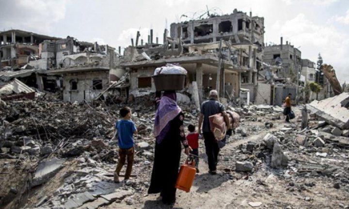 غزة: الأشغال تعلن الانتهاء من إعادة إعمار 10 آلاف وحدة سكنية