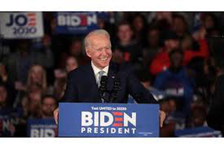 جو بايدن يفوز في انتخابات ساوث كارولاينا
