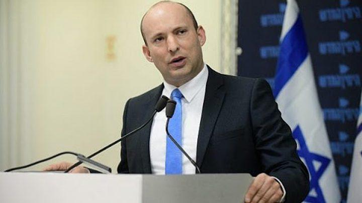 بينيت يعترف بمحاولة اسرائيل اغتيال قيادي بالجهاد