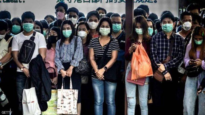 500 إصابة بفيروس كورونا في ايطاليا في 24 ساعة
