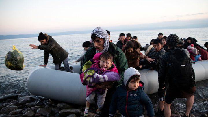 مصرع طفل لاجئ في طريقه من تركيا إلى اليونان