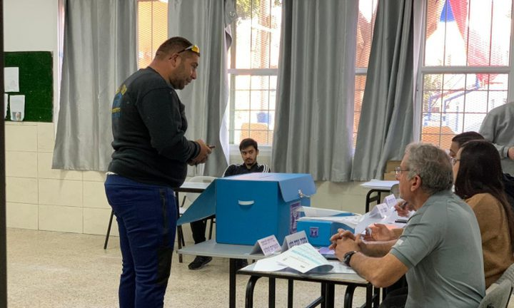 توقعات بارتفاع نسب التصويت بالبلدات العربية