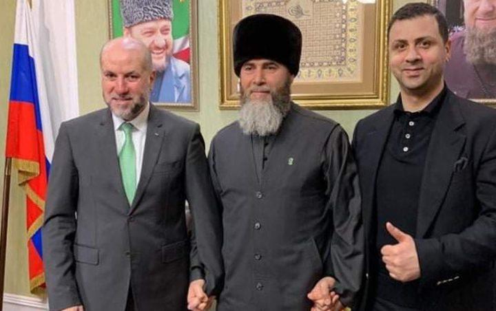 اتفاقية تعاون بينفلسطين والشيشان لتنظيم السياحة الدينية للقدس