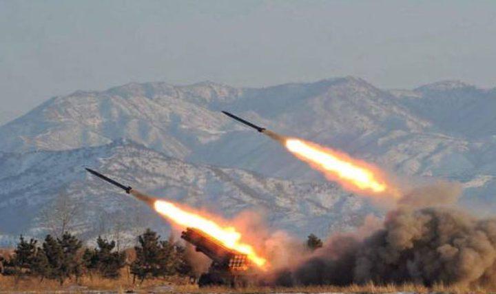كوريا الشمالية تطلق صاروخين قصيري المدى