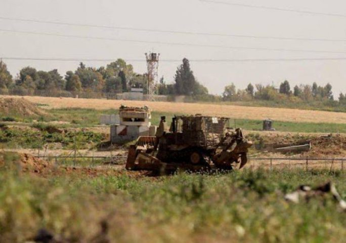 توغل إسرائيلي شرقي رفح وإطلاق نار