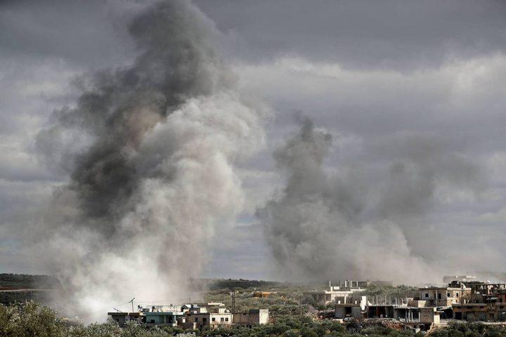 تركيا: إسقاط طائرة حربية للحكومة السورية في شمال غرب سوريا