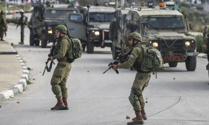 الاحتلال يقتحم منطقة المخرور في بيت جالا غرب بيت لحم