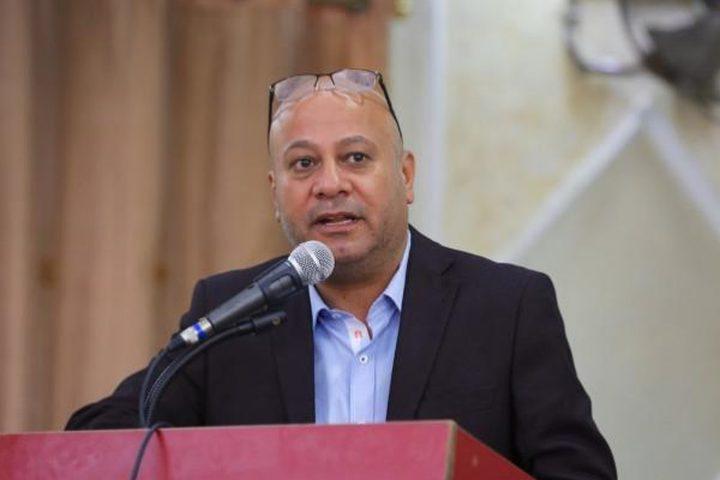 """أبو هولي يدعو السويد لعقد مؤتمر موسع للمانحين لدعم """"الأونروا"""""""