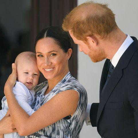ابن الأمير هاري وميغان ماركل يواجه تهديداً بالخطف
