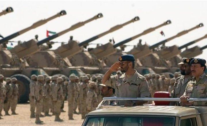 الإمارات توقف التدريبات العسكرية لمجندي الخدمة الوطنية احترازا