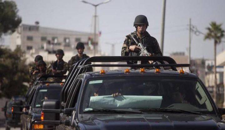 الأمن الفلسطيني يرفع درجة الاستنفار لـ100% في جميع المناطق