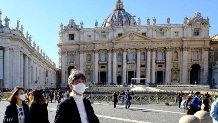 الفاتيكان يسجل أول إصابة بكورونا