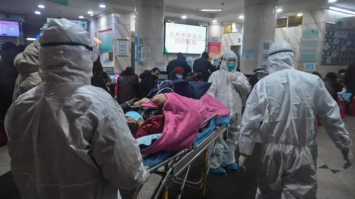 """ارتفاع عدد وفيات """"كورونا"""" إلى 3072 حالة في الصين"""