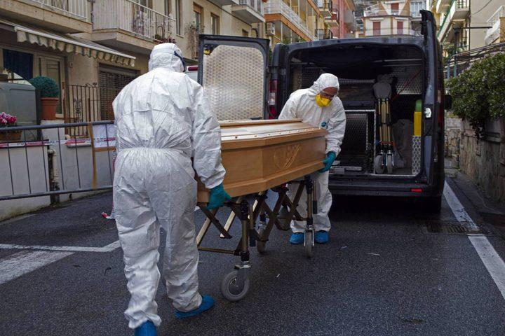 ارتفاع وفيات كورونا بايطاليا إلى 233 شخصا وإصابة أكثر من 1250