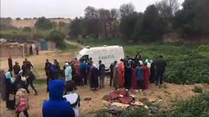 جريمة قتل غامضة تهز مدينة مكناس