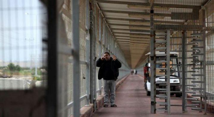 معبر بيت حانون يعمل الاحد لمغادرة الحالات المرضية والاجانب