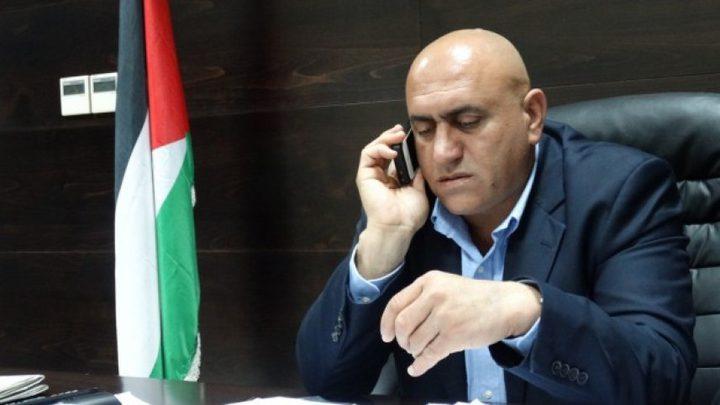 لجنة طوارئ وبدء اتخاذ الخطوات الاحترازيةفي محافظة جنين